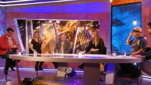 Programa Asi Somos en TV La Red